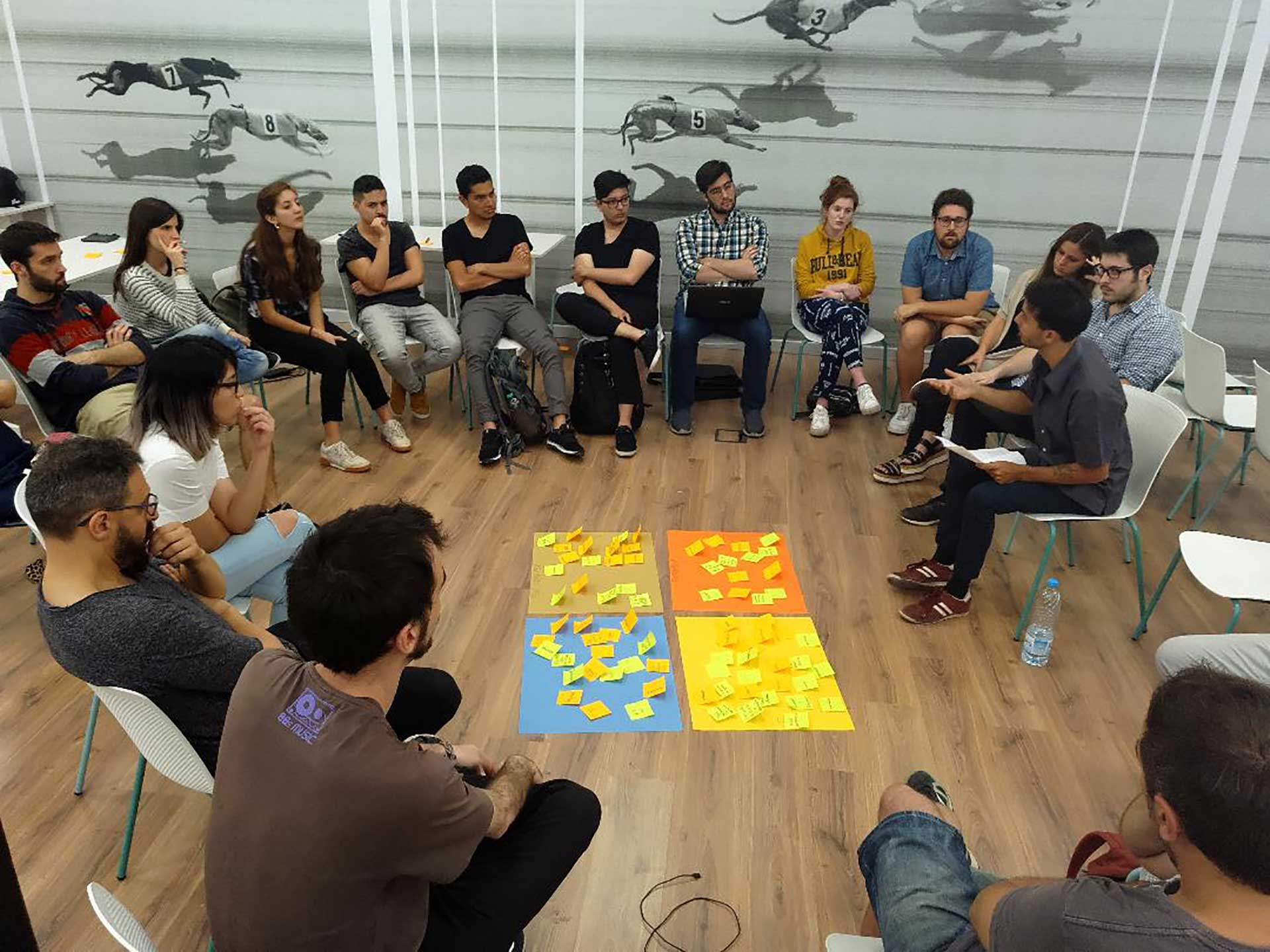 Using Gaming to deepen participatory democracy – Transformative Cities