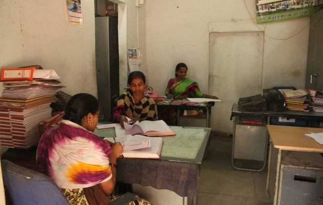 07 - Office of the Meenakshi Sane Cooperative Housing Society
