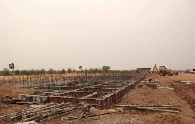 08 - Housing Scheme with 30,000 units, under construction