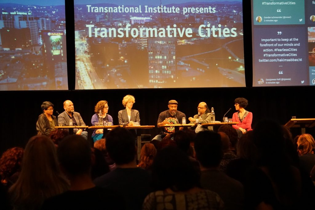 TRANSFORMATIVE CITIES PEOPLE'S CHOICE AWARD 2019 FINALE